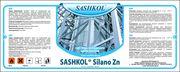 Холодное цинкование (оцинкование) Sashkol Silano Zn и Sahkol Zn Pur 2K