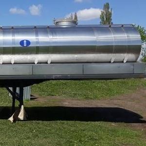 Виготовлення водовозів,  молоковозів,  рибовоз та інших автоцистерн