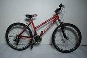Продам горный алюминиевый велосипед Azimut  CAMARO 26