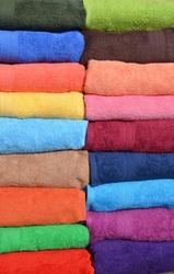 Махровые полотенца,  простыни оптом ,  100% хлопок (Туркменистан)